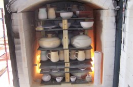 Dave's Homemade Hand-built Gas Kiln