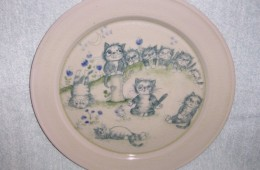 Kitty Platter Series, 3 Of 5