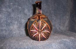 Hand Carved Vase
