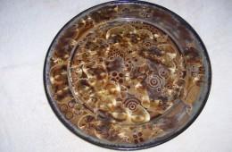 Crystalline Platter