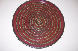 Large Wall Hanging Platter