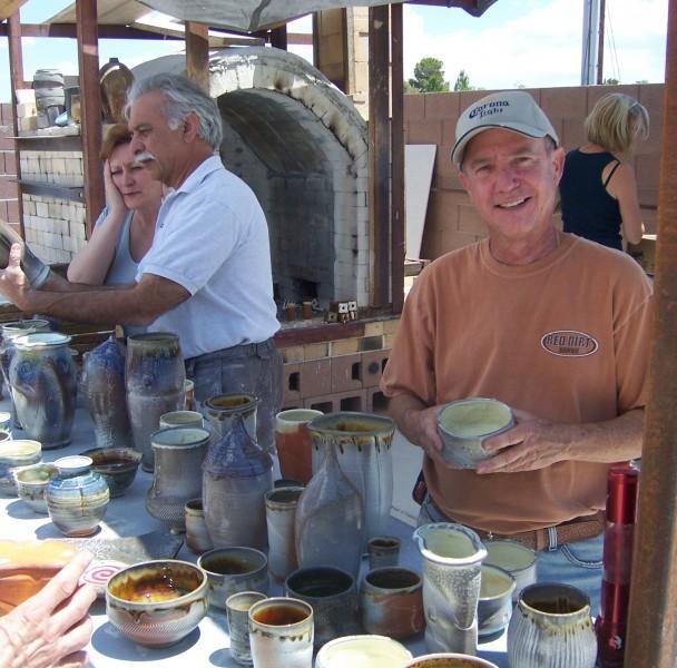 Pottery west Crew