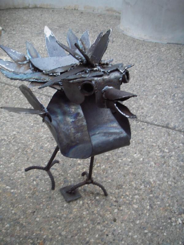 Larry's Metal Bird